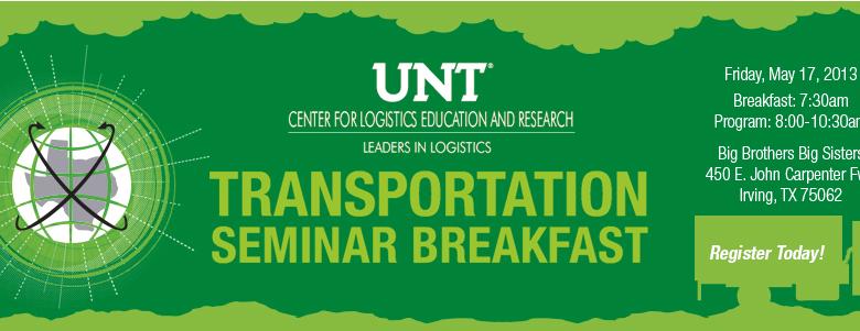 UNT Logistics Seminar
